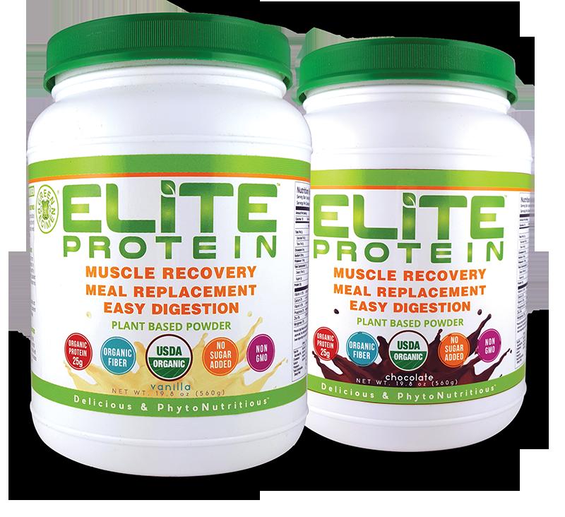 Green Regimen Elite Protein