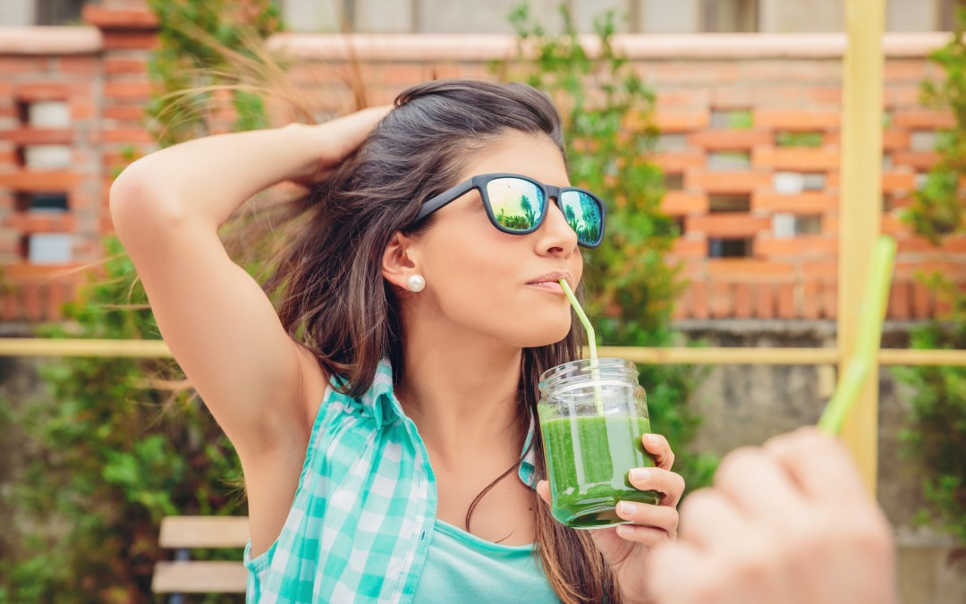 Go for Green Smoothies for a Beautiful You