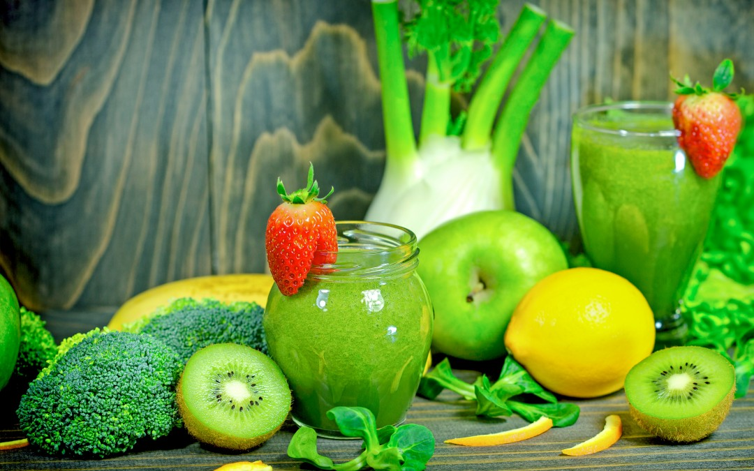 Green Smoothies to Fight Cancer