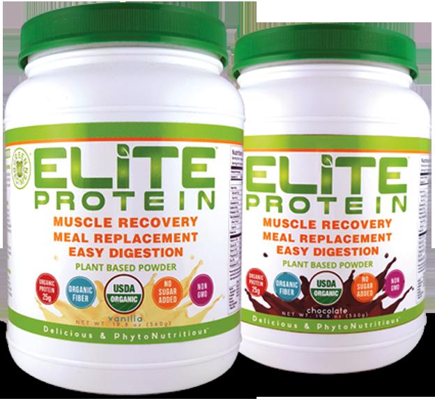 Elite Protein Plant Based Protein powder