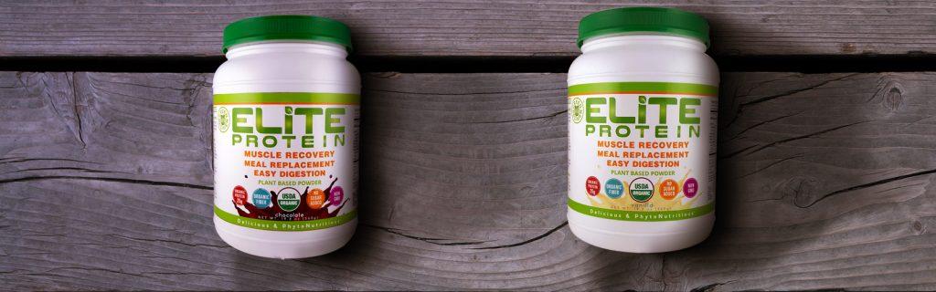 Elite Protein Plant Based Powder