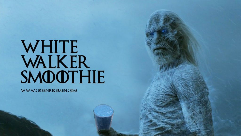 White Walker Smoothie