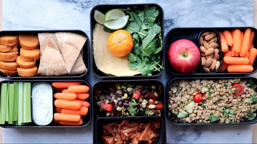 lunch box healthy
