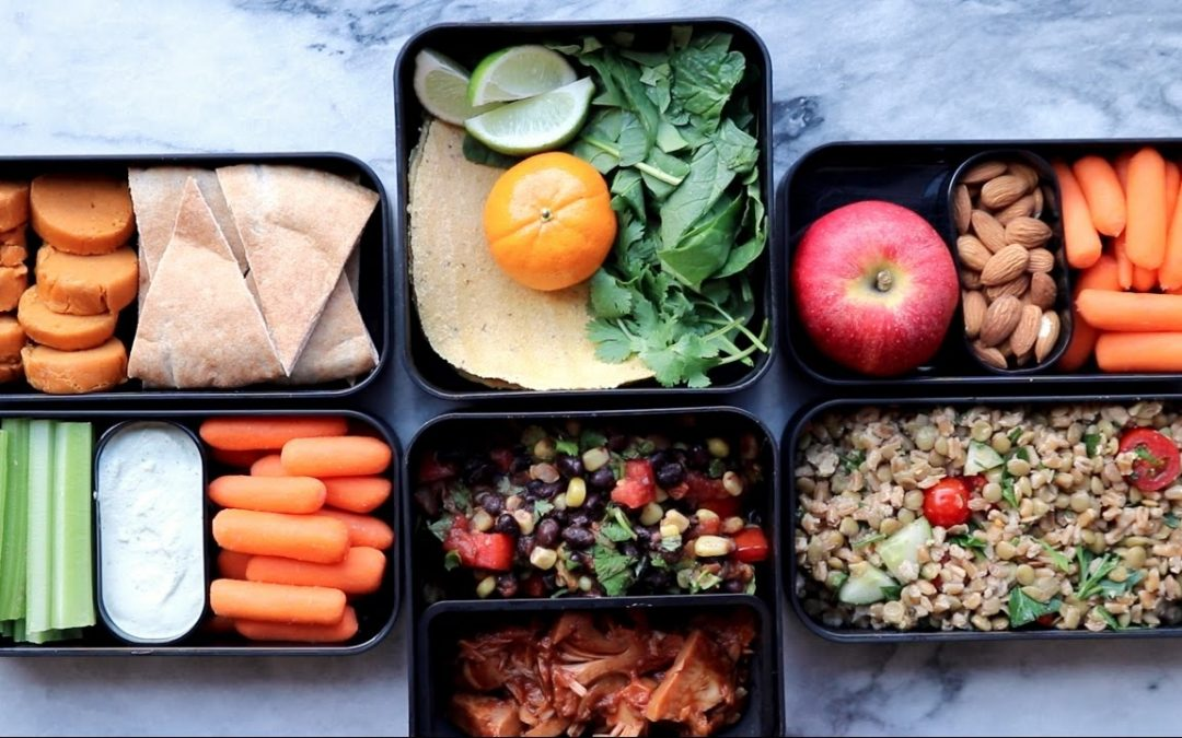 How to Prepare The Best Back to School Lunch Box
