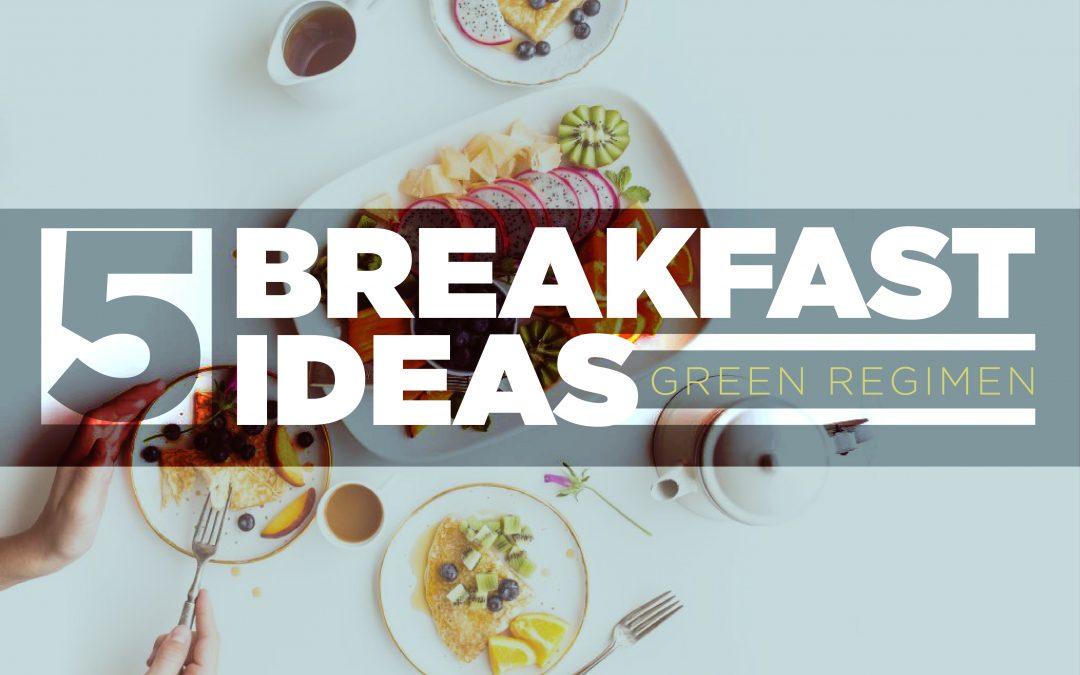 5 Healthy Breakfast Ideas for Nutrition Seekers