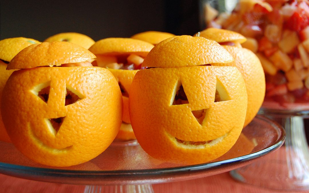 Green Regimen's Top 15 Healthy Halloween Treats