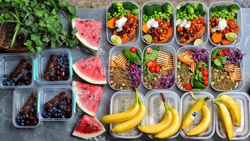 Easy Top 5 Vegan Meal Prep