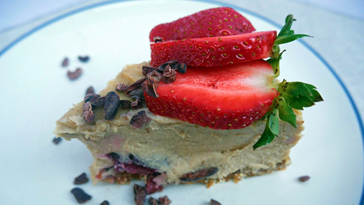 THE BEST Vegan Cheesecake Recipe