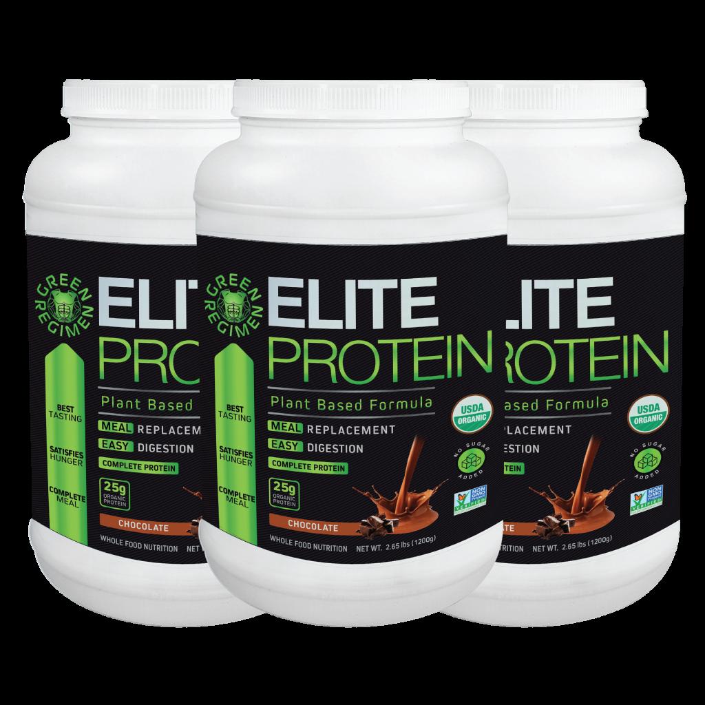 Elite Protein Powder Reviews