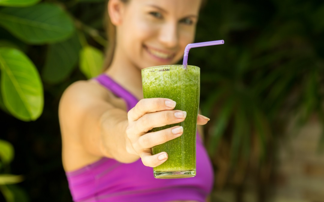 5 Reasons Why Organic Green Smoothies Are Your Best Detox Choice