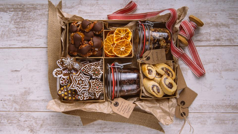 Top 5 Guilt-Free Edible Christmas Gifts