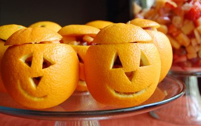 Green Regimen's Top 15 Healthy Halloween Treats