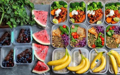 Easy Top 5 Vegan Meal Prep