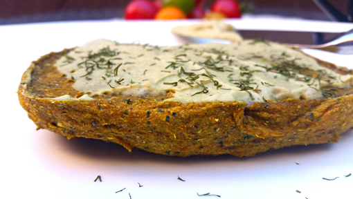 Raw Vegan Bread Recipe: Soft and Spongy Just Like Cooked Bread!
