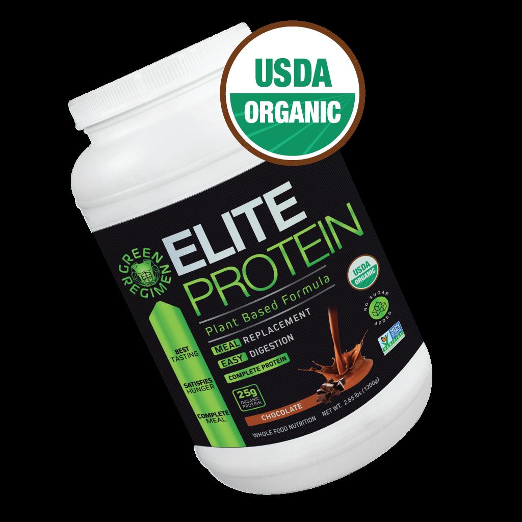 Elite Protein Powder Review
